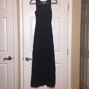 Max Studio Black Maxi Dress Size XS